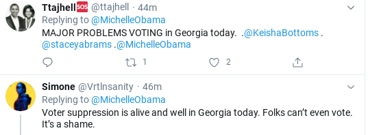 Screenshot-2020-06-09-at-2.10.46-PM Michelle Obama Terrifies GOP With Tuesday Voting Message Donald Trump Election 2020 Politics Social Media Top Stories