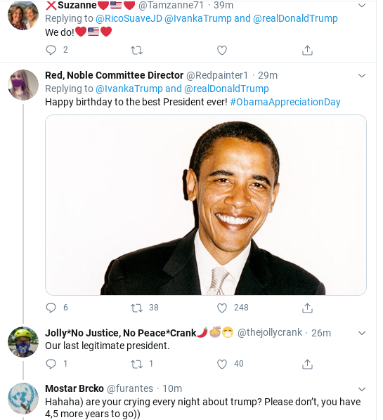 Screenshot-2020-06-14-at-11.46.40-AM Ivanka Wishes Donald Happy Birthday & Gets Thoroughly Embarrassed Donald Trump Politics Social Media Top Stories