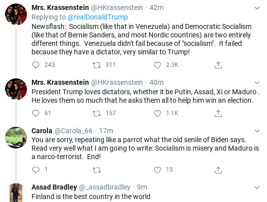 Screenshot-2020-06-22-at-11.10.31-AM Trump Goes Berserk On 'Radical Left' With 3rd Monday Eruption Of Insanity Donald Trump Foreign Policy Politics Social Media Top Stories