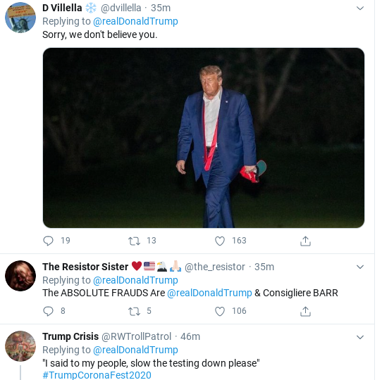 Screenshot-2020-06-22-at-11.14.27-AM Trump Goes Berserk On 'Radical Left' With 3rd Monday Eruption Of Insanity Donald Trump Foreign Policy Politics Social Media Top Stories
