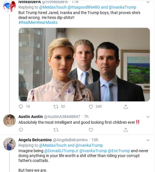 Screenshot-2020-06-27-at-10.15.27-AM Ivanka Is Target Of New 2020 Attack Ad & It's Fantastic (VIDEO) Donald Trump Election 2020 Politics Social Media Top Stories