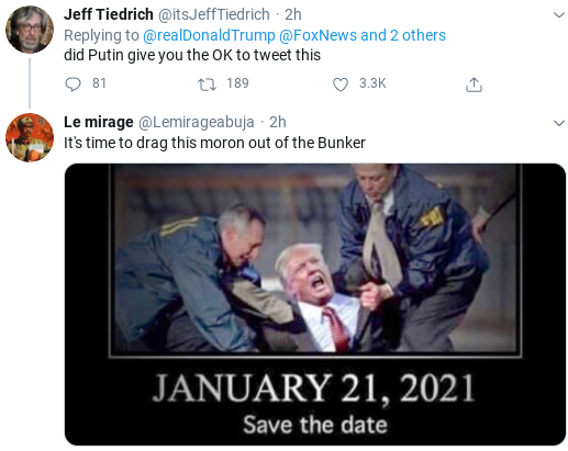 Screenshot-2020-06-27-at-9.50.48-AM Trump Wakes Up & Rockets Into Pre-Dawn 'Fake Media!' Meltdown Donald Trump Politics Social Media Top Stories