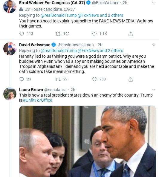 Screenshot-2020-06-27-at-9.52.52-AM Trump Wakes Up & Rockets Into Pre-Dawn 'Fake Media!' Meltdown Donald Trump Politics Social Media Top Stories