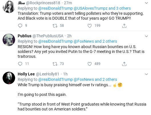 Screenshot-2020-06-27-at-9.53.29-AM Trump Wakes Up & Rockets Into Pre-Dawn 'Fake Media!' Meltdown Donald Trump Politics Social Media Top Stories