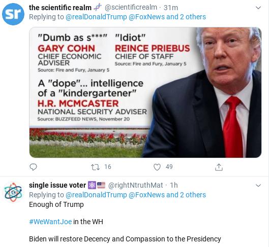 Screenshot-2020-06-27-at-9.55.43-AM Trump Wakes Up & Rockets Into Pre-Dawn 'Fake Media!' Meltdown Donald Trump Politics Social Media Top Stories