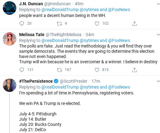 Screenshot-2020-06-29-at-11.16.11-AM Trump Sees SCOTUS Ruling & Suffers Mid-Morning Meltdown Donald Trump Election 2020 Politics Social Media Top Stories