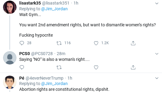 Screenshot-2020-06-29-at-12.46.10-PM Jim Jordan Snarls Hysterics At Justice John Roberts Like A Lunatic Abortion Donald Trump Politics Social Media Supreme Court Top Stories