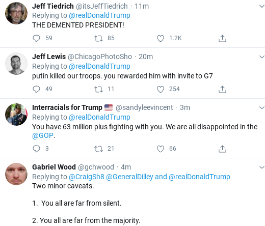 Screenshot-2020-06-30-at-11.10.11-AM Trump Yells 'THE LONE WARRIOR!' During Unhinged Tuesday Freak-Out Donald Trump Politics Social Media Top Stories