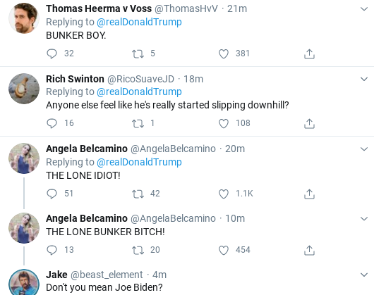 Screenshot-2020-06-30-at-11.10.55-AM Trump Yells 'THE LONE WARRIOR!' During Unhinged Tuesday Freak-Out Donald Trump Politics Social Media Top Stories