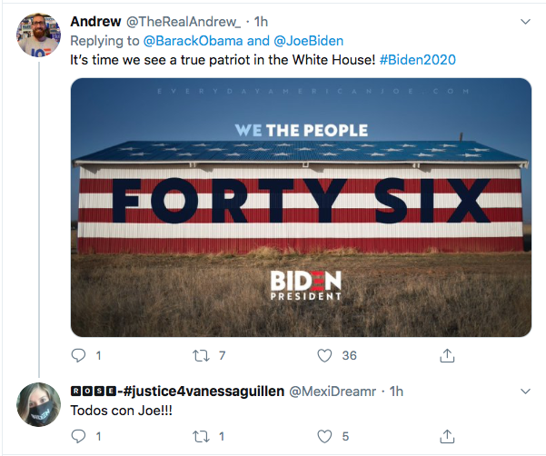 Screen-Shot-2020-07-04-at-11.48.59-AM Obama Responds Biden's 4th Of July Tweet Like A U.S. Hero Donald Trump Election 2020 Featured Politics Top Stories Twitter
