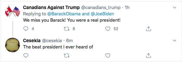 Screen-Shot-2020-07-04-at-11.49.41-AM Obama Responds Biden's 4th Of July Tweet Like A U.S. Hero Donald Trump Election 2020 Featured Politics Top Stories Twitter