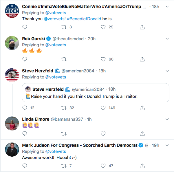 Screen-Shot-2020-07-04-at-9.41.12-AM U.S. Combat Veterans Join Together To Defeat Trump (VIDEO) Donald Trump Election 2020 Featured Politics Top Stories Twitter Veterans Videos