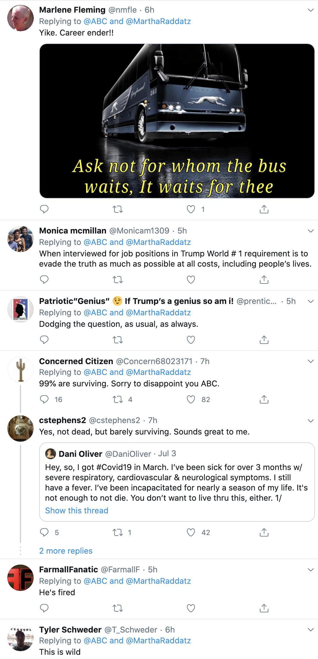 Screen-Shot-2020-07-05-at-4.52.56-PM Coronavirus Taskforce Commissioner Breaks With Trump Over Lie Coronavirus Election 2020 Featured Politics Top Stories