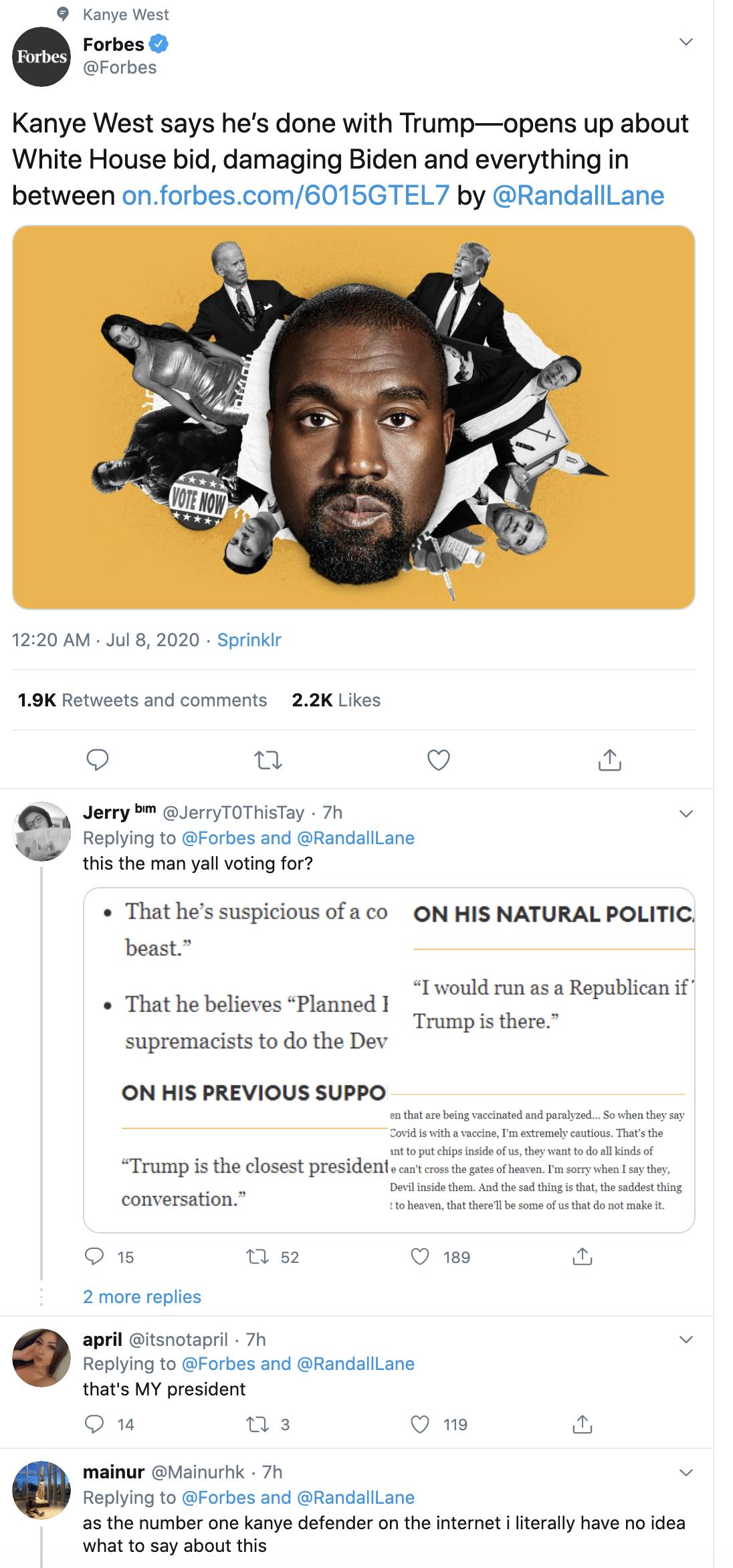 Screen-Shot-2020-07-08-at-9.01.48-AM Trump's #1 'Black Supporter' Announces Immediate Defection Election 2020 Featured Mental Illness Politics Top Stories
