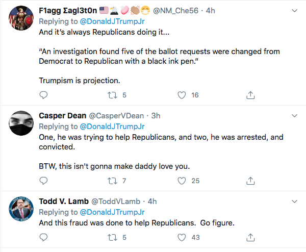 Screen-Shot-2020-07-11-at-4.21.28-PM Trump Jr Accidentally Exposes GOP Voter Fraud During Saturday Flub Donald Trump Election 2020 Featured Politics Top Stories