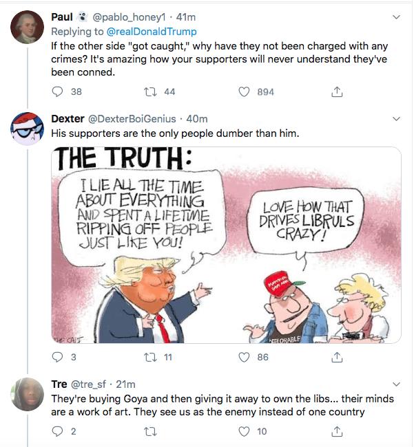 Screen-Shot-2020-07-11-at-9.08.32-AM Trump Announces Obama Crimes During Pre-Dawn Emotional Breakdown Corruption Crime Donald Trump Featured Politics Top Stories Twitter