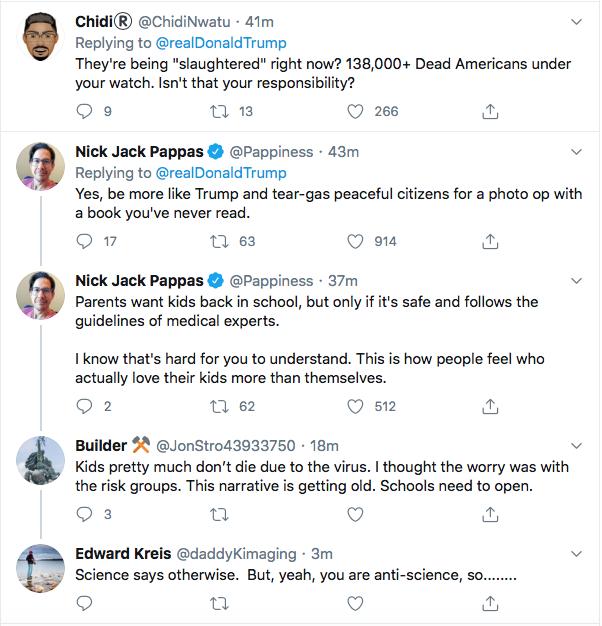 Screen-Shot-2020-07-14-at-8.58.50-PM Trump Goes Berserk During Vulgar Late Tuesday Night Twitter Rant Coronavirus Donald Trump Election 2020 Featured Politics Top Stories Twitter