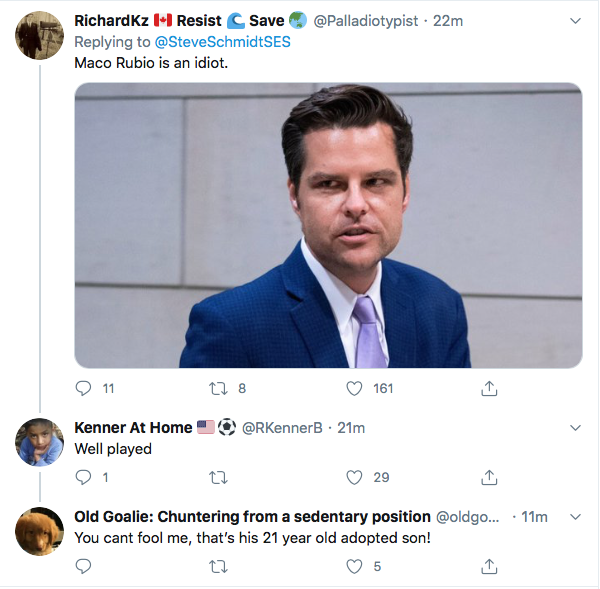 Screen-Shot-2020-07-18-at-3.34.36-PM Rubio Blows John Lewis 'Tribute' With Picture Of Wrong Black Man Election 2020 Featured Politics Racism Top Stories Twitter