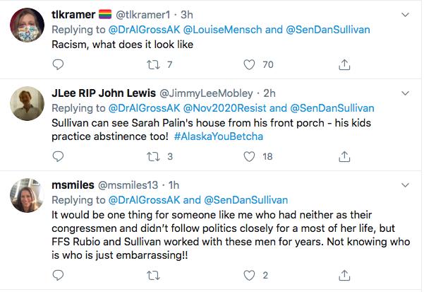 Screen-Shot-2020-07-18-at-8.37.19-PM Another Republican Senator Posts Image Of Wrong Black Man Not John Lewis Featured Politics Top Stories Twitter