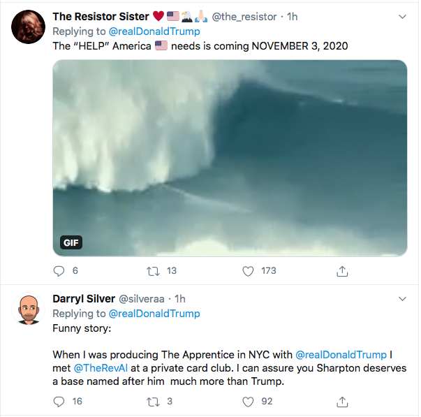Screen-Shot-2020-07-19-at-2.28.32-PM Trump Snaps & Demands 50 Years Prison For Biden Over 'Treason' Donald Trump Election 2020 Featured Politics Top Stories Twitter