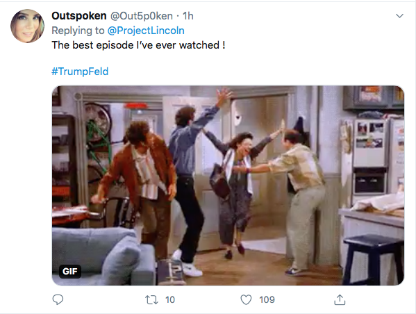 Screen-Shot-2020-07-21-at-3.01.52-PM 'The Lincoln Project' Uses Seinfeld Music To Troll Trump In New Video Donald Trump Election 2020 Featured Politics Top Stories Twitter Videos