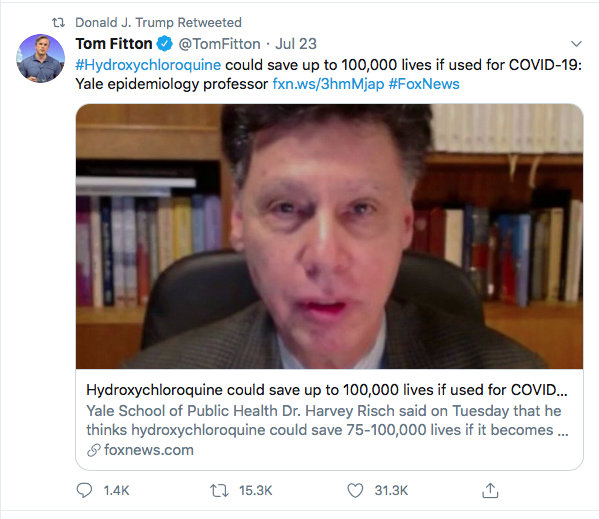 Screen-Shot-2020-07-29-at-11.39.05-AM Trump Stops On W.H. Lawn & Has Afternoon Hissy Fit At CNN Reporter Conspiracy Theory Coronavirus Donald Trump Election 2020 Featured Politics Public Safety Top Stories Videos