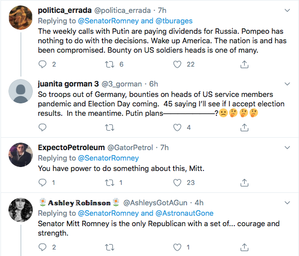 Screen-Shot-2020-07-29-at-6.57.53-PM Mitt Romney Goes Rogue Again To Publicly Snub Trump Donald Trump Featured Foreign Policy Military Politics Top Stories
