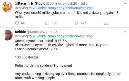 Screenshot-2020-07-03-at-11.08.16-AM Ivanka Trump Attempts To Gloat About Economy But Fails Instead Donald Trump Economy Politics Social Media Top Stories