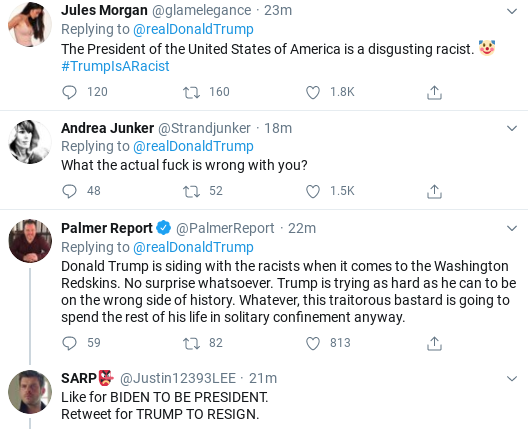 Screenshot-2020-07-06-at-2.37.47-PM Trump Launches Ridiculously Racist Afternoon Twitter Meltdown Donald Trump Politics Social Media Top Stories
