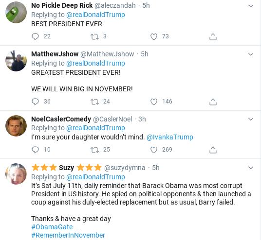 Screenshot-2020-07-11-at-2.14.22-PM Trump Issues Christopher Steele Arrest Declaration During Saturday Meltdown Corruption Donald Trump Politics Social Media Top Stories