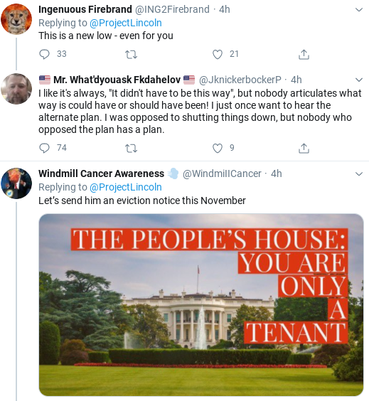 Screenshot-2020-07-28-at-11.25.21-AM 'The Lincoln Project' Strikes Again With Emotional Anti-Trump Video Coronavirus Donald Trump Healthcare Politics Top Stories