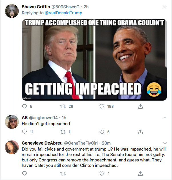 Screen-Shot-2020-08-01-at-2.07.13-AM Trump Rage Tweets At Obama, Portland, & Voting During Multi-Subject Meltdown Donald Trump Election 2020 Featured Politics Top Stories Videos