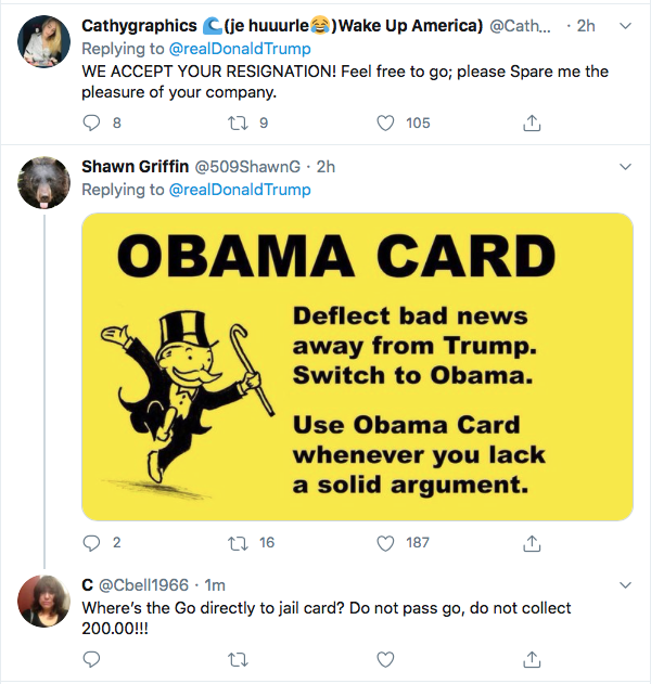 Screen-Shot-2020-08-01-at-2.08.41-AM Trump Rage Tweets At Obama, Portland, & Voting During Multi-Subject Meltdown Donald Trump Election 2020 Featured Politics Top Stories Videos