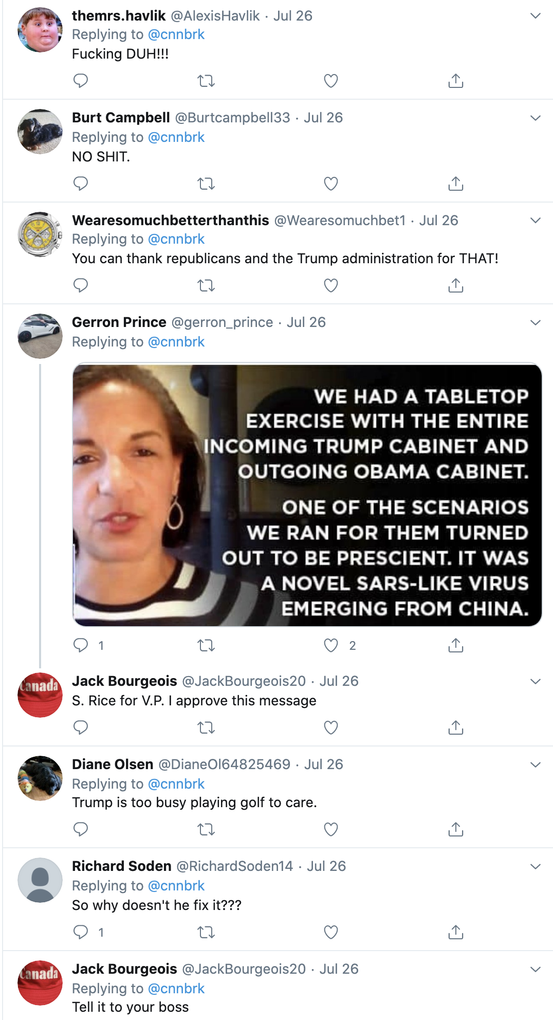 Screen-Shot-2020-08-02-at-12.32.30-PM W.H. Testing Czar Embarrasses Trump Over Hydroxychloroquine Coronavirus Featured National Security Politics Top Stories