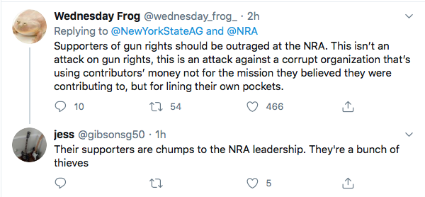 Screen-Shot-2020-08-07-at-4.25.35-PM N.Y. Attorney General Tweets Warning Shot At NRA Evasion Attempt Donald Trump Featured Politics Top Stories