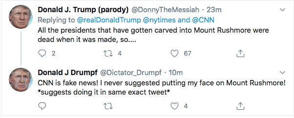 Screen-Shot-2020-08-09-at-9.44.50-PM Trump Snaps At CNN & NY Times During Deranged Twitter Meltdown Donald Trump Election 2020 Featured Politics Top Stories Twitter