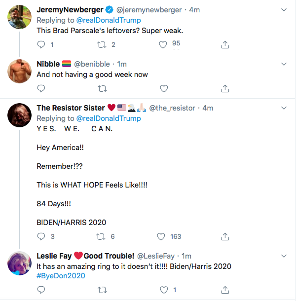 Screen-Shot-2020-08-11-at-4.47.15-PM Terrified Trump Tweets At Kamala Harris Like A Scared Boy Donald Trump Election 2020 Featured Politics Top Stories Twitter Videos
