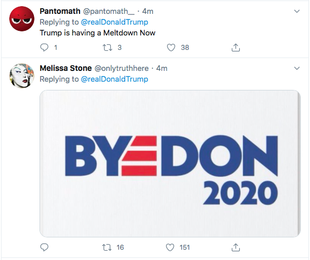 Screen-Shot-2020-08-11-at-4.48.31-PM Terrified Trump Tweets At Kamala Harris Like A Scared Boy Donald Trump Election 2020 Featured Politics Top Stories Twitter Videos