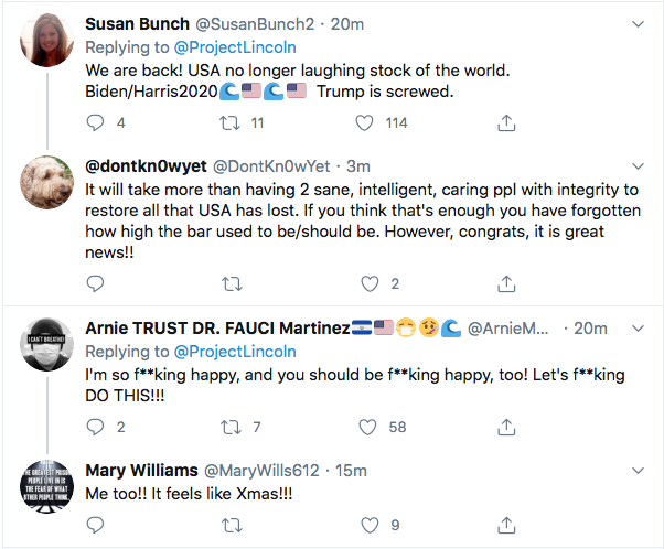 Screen-Shot-2020-08-11-at-5.09.58-PM 'The Lincoln Project' Master Trolls Trump Over Kamala Harris VP Pick Donald Trump Election 2020 Featured Politics Top Stories Twitter Videos