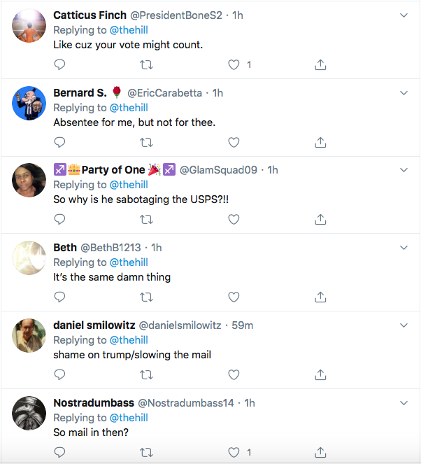 Screen-Shot-2020-08-13-at-4.38.18-PM Kayleigh McEnany Has Mail In Ballot Meltdown During Thursday Presser Donald Trump Election 2020 Featured Politics Top Stories Twitter Videos