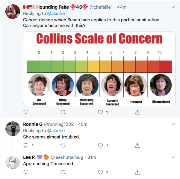 Screen-Shot-2020-08-13-at-5.36.42-PM Susan Collins Finally Ditches Trump Over Mail In Vote Sabotage Donald Trump Election 2020 Featured Politics Top Stories Twitter