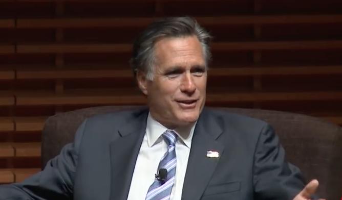 Mitt Romney Publicly Shames Trump Over USPS Sabotage