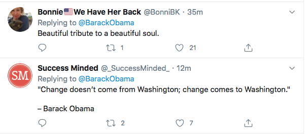 Screen-Shot-2020-08-29-at-11.16.02-AM Obama Out Leads Trump With Tear-Jerking Chadwick Boseman Tribute Celebrities Featured Politics Top Stories Twitter