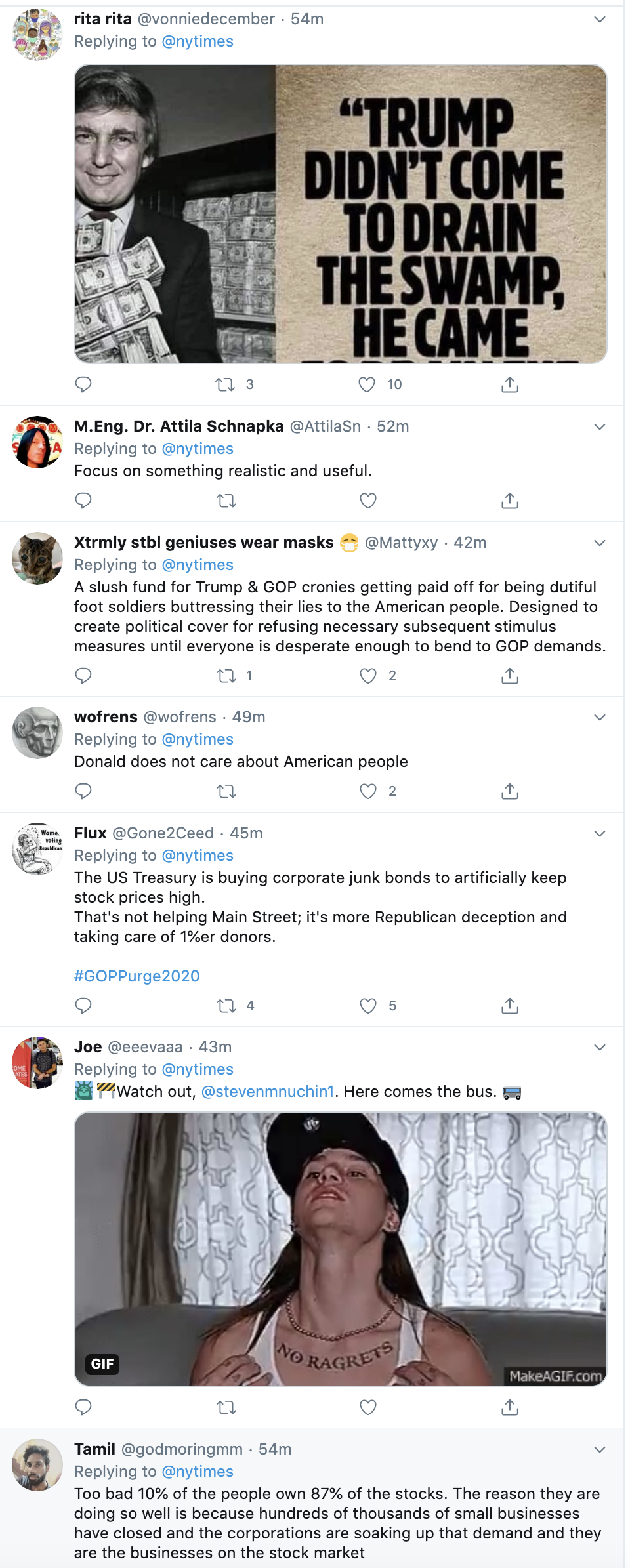 Screen-Shot-2020-08-30-at-12.36.51-PM Steve Mnuchin's Family Publicly Shames Him Over Racism & Trump Economy Featured Natural Disaster Politics Top Stories