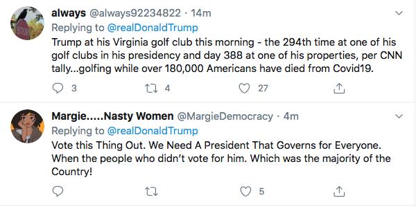 Screen-Shot-2020-08-30-at-4.53.27-PM Trump Tweets Violent Rhetoric During Sunday Evening Meltdown Black Lives Matter Donald Trump Election 2020 Featured Politics Top Stories Twitter