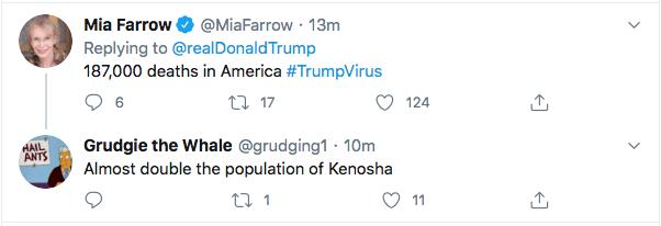 Screen-Shot-2020-08-31-at-9.28.48-AM Trump Has 5-Tweet Morning Eruption of Insanity Donald Trump Election 2020 Featured Politics Top Stories Twitter