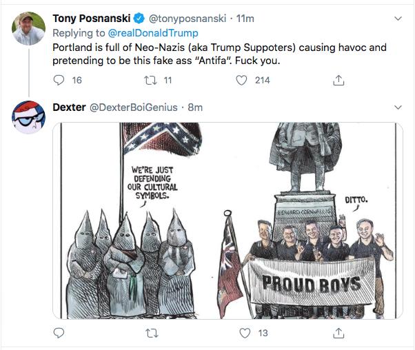 Screen-Shot-2020-08-31-at-9.33.29-AM Trump Has 5-Tweet Morning Eruption of Insanity Donald Trump Election 2020 Featured Politics Top Stories Twitter