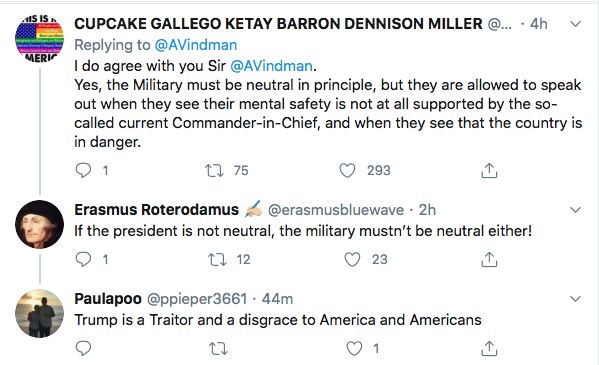 Screen-Shot-2020-08-31-at-9.33.55-PM Alexander Vindman Trolls Trump Over Poll Showing Military Members Loving Biden Donald Trump Election 2020 Featured Military Politics Top Stories