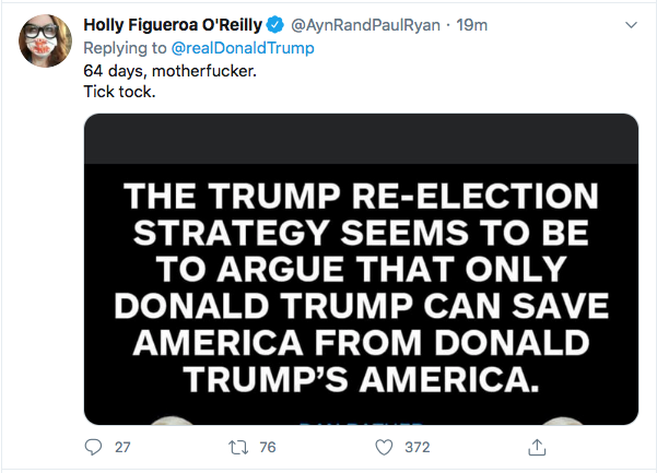 Screen-Shot-2020-08-31-at-9.34.01-AM Trump Has 5-Tweet Morning Eruption of Insanity Donald Trump Election 2020 Featured Politics Top Stories Twitter