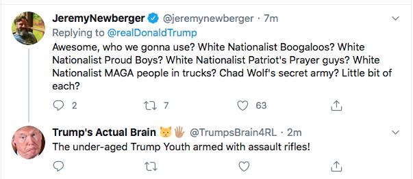 Screen-Shot-2020-08-31-at-9.36.34-AM Trump Has 5-Tweet Morning Eruption of Insanity Donald Trump Election 2020 Featured Politics Top Stories Twitter